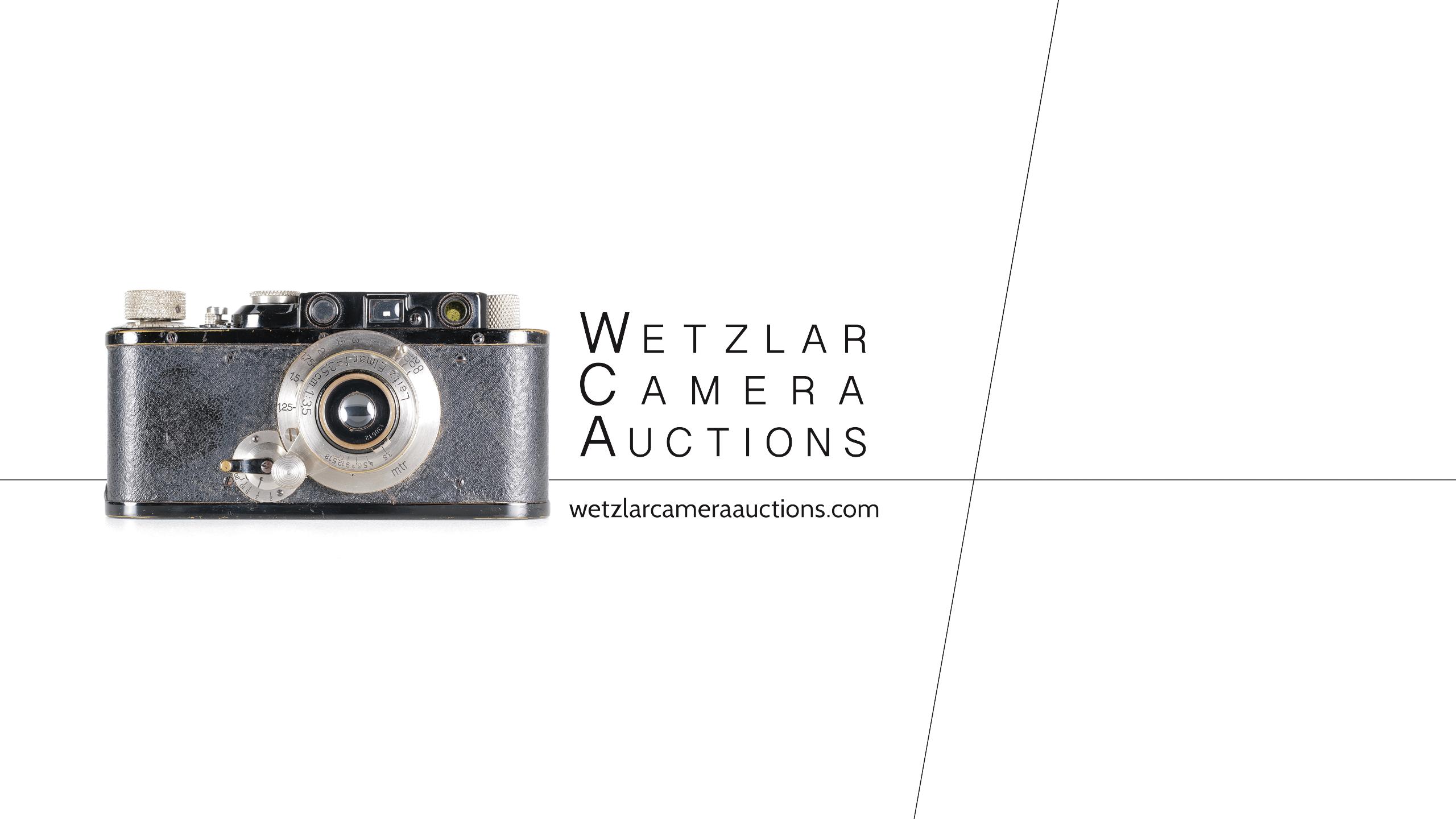 Wetzlar Camera Auctions - Leica III (Model F) Prototype - October 09th 2021