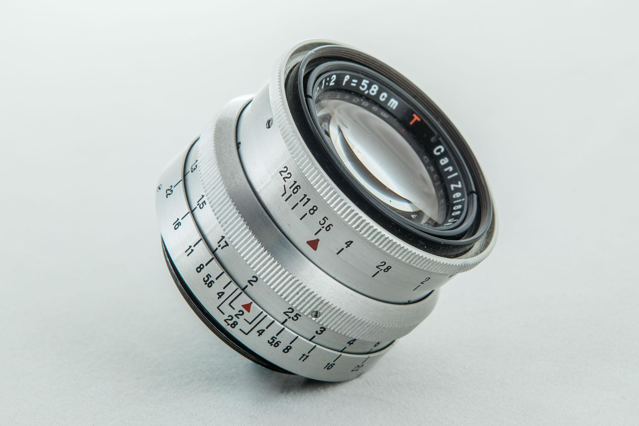 The Carl Zeiss Jena Biotar 1:2/58mm - Michael Kukacka