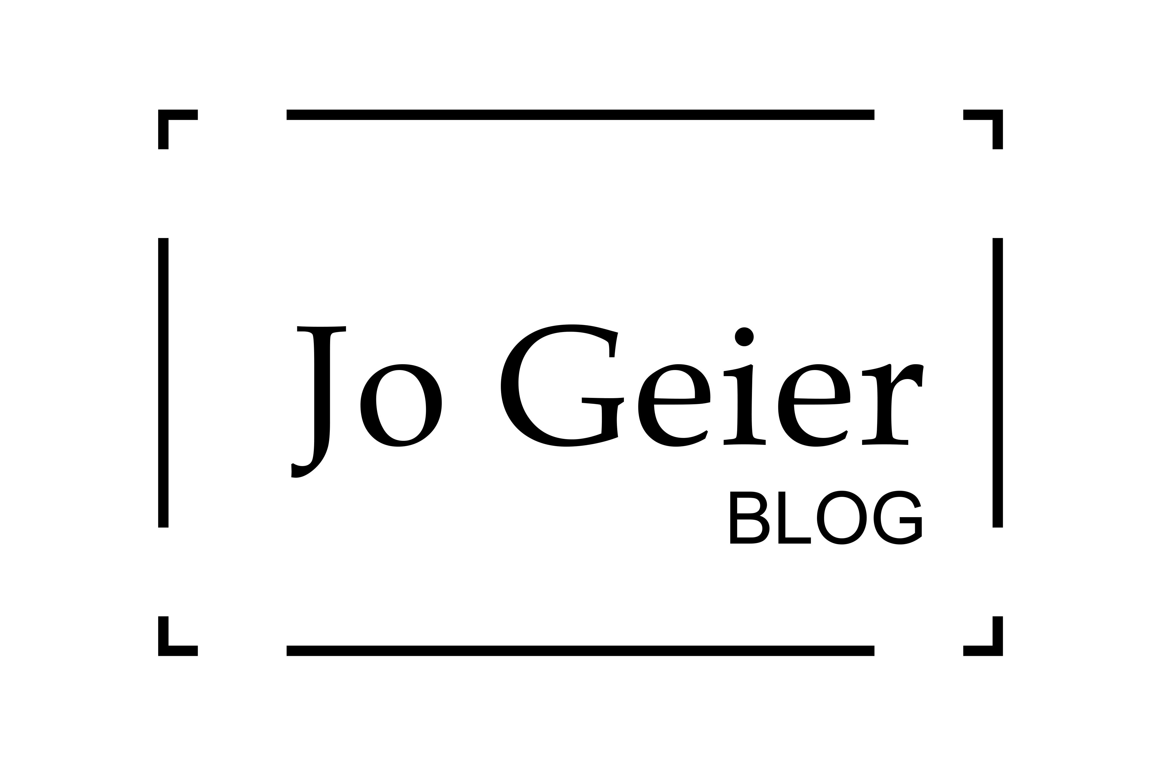 Welcome to the Jo Geier - Mint & Rare BLOG