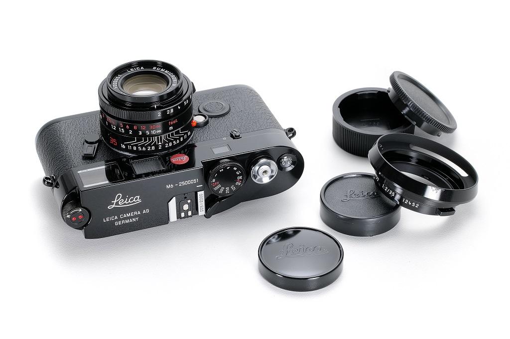 The Different Leica M6 Variations - Jo Geier