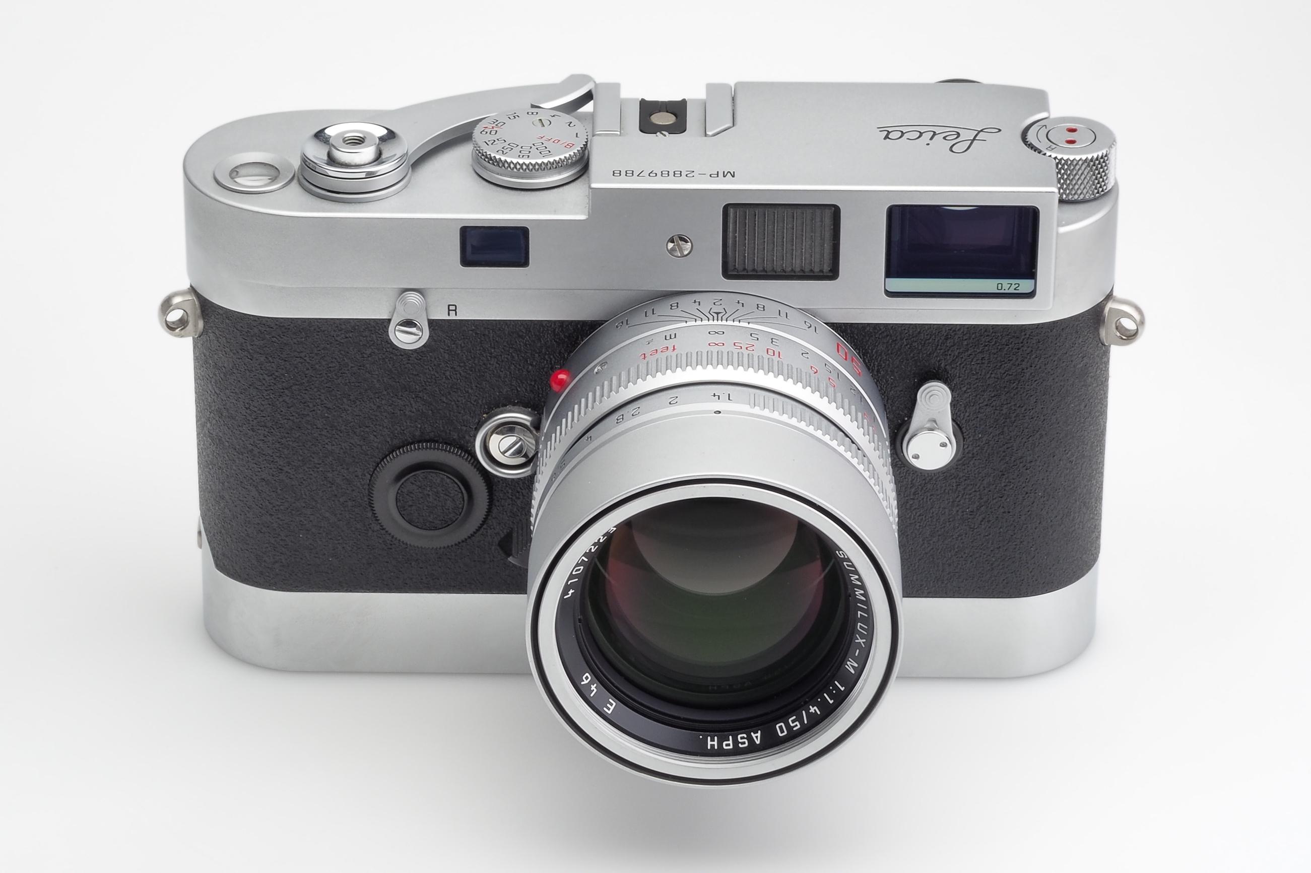 The Leica MP – Jo Geier