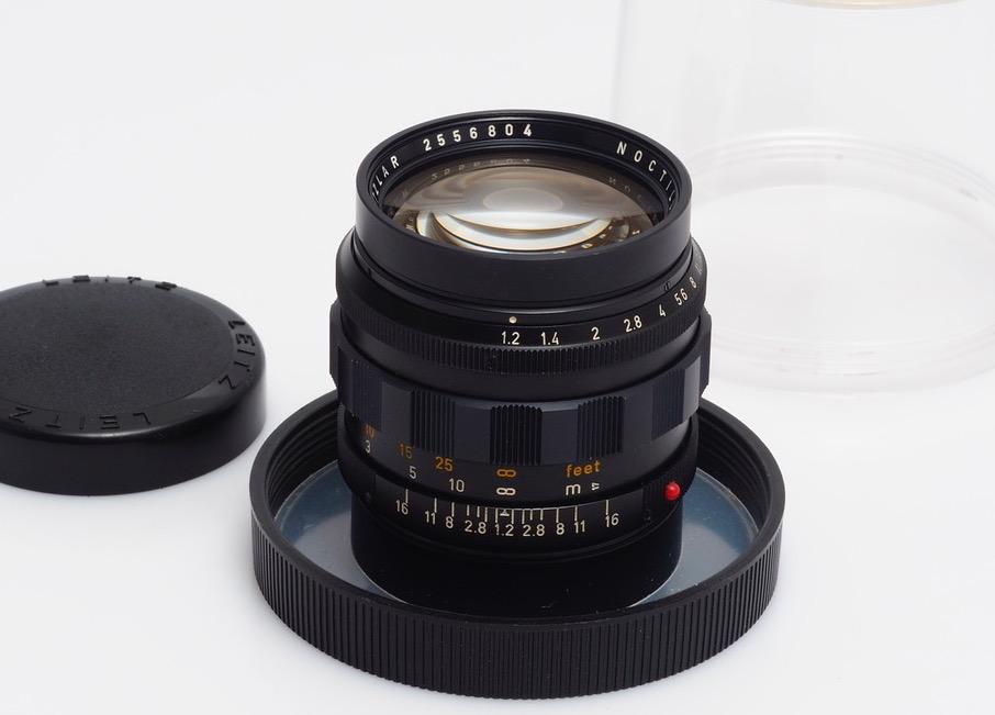 Leitz & Leica Noctilux 50mm Lenses - Jo Geier