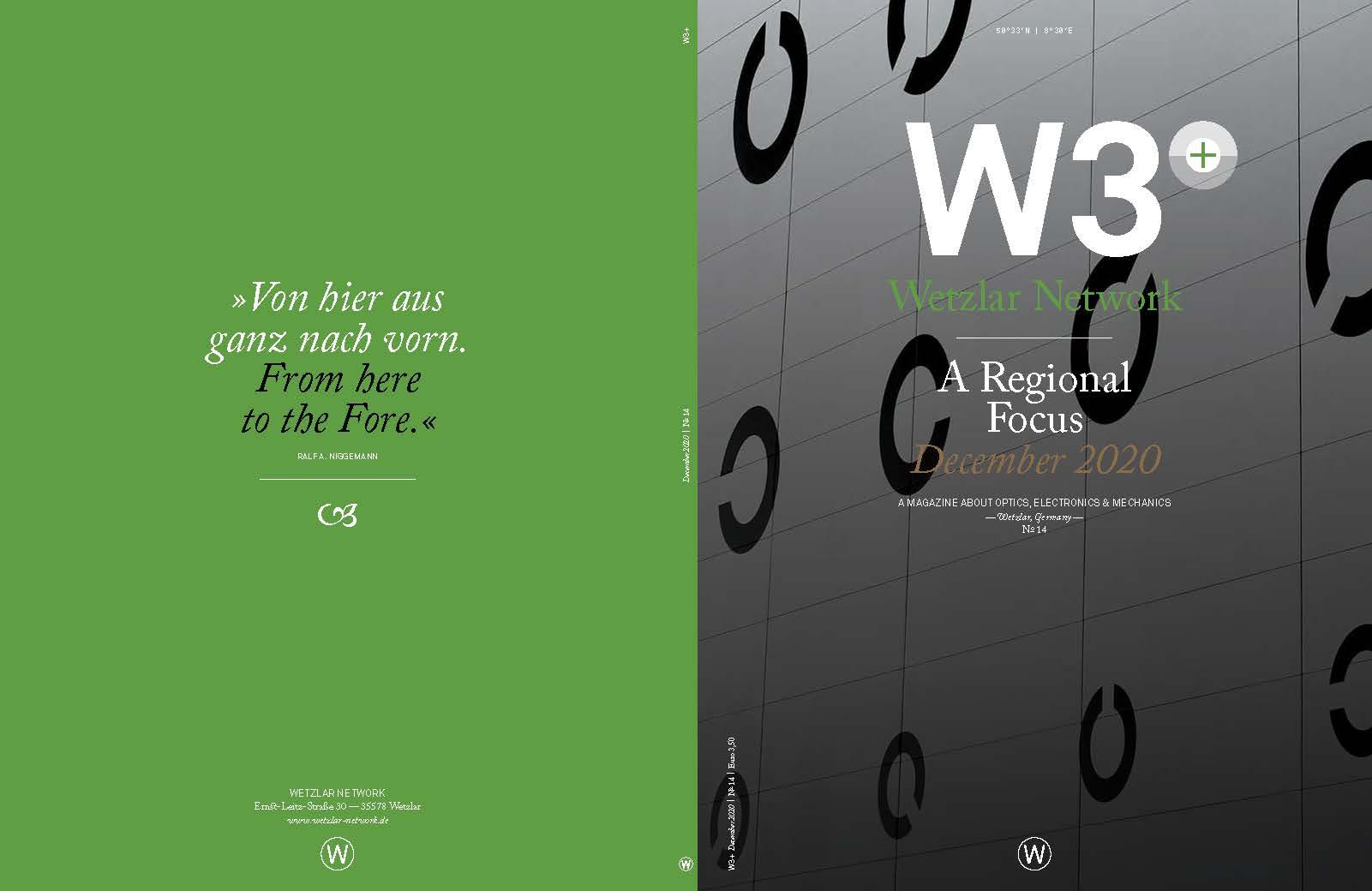 W3+ Wetzlar Network - A Regional Focus