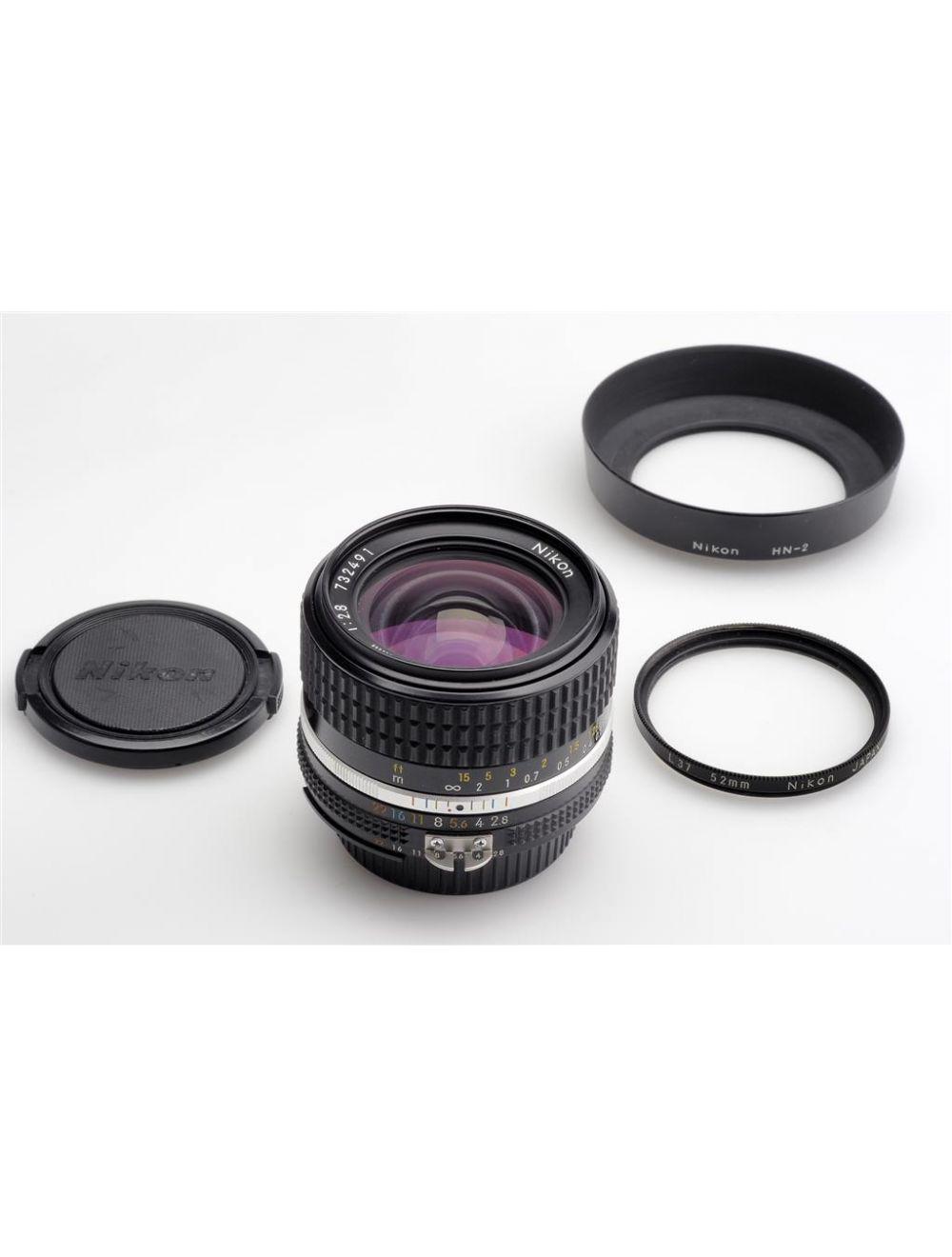 NIKON HN-2 Lens Hood