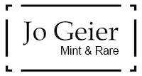 Logo of Jo Geier GmbH - MINT & RARE